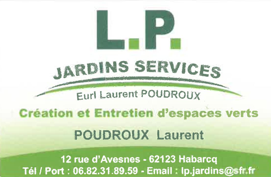 Logo Laurent Poudroux