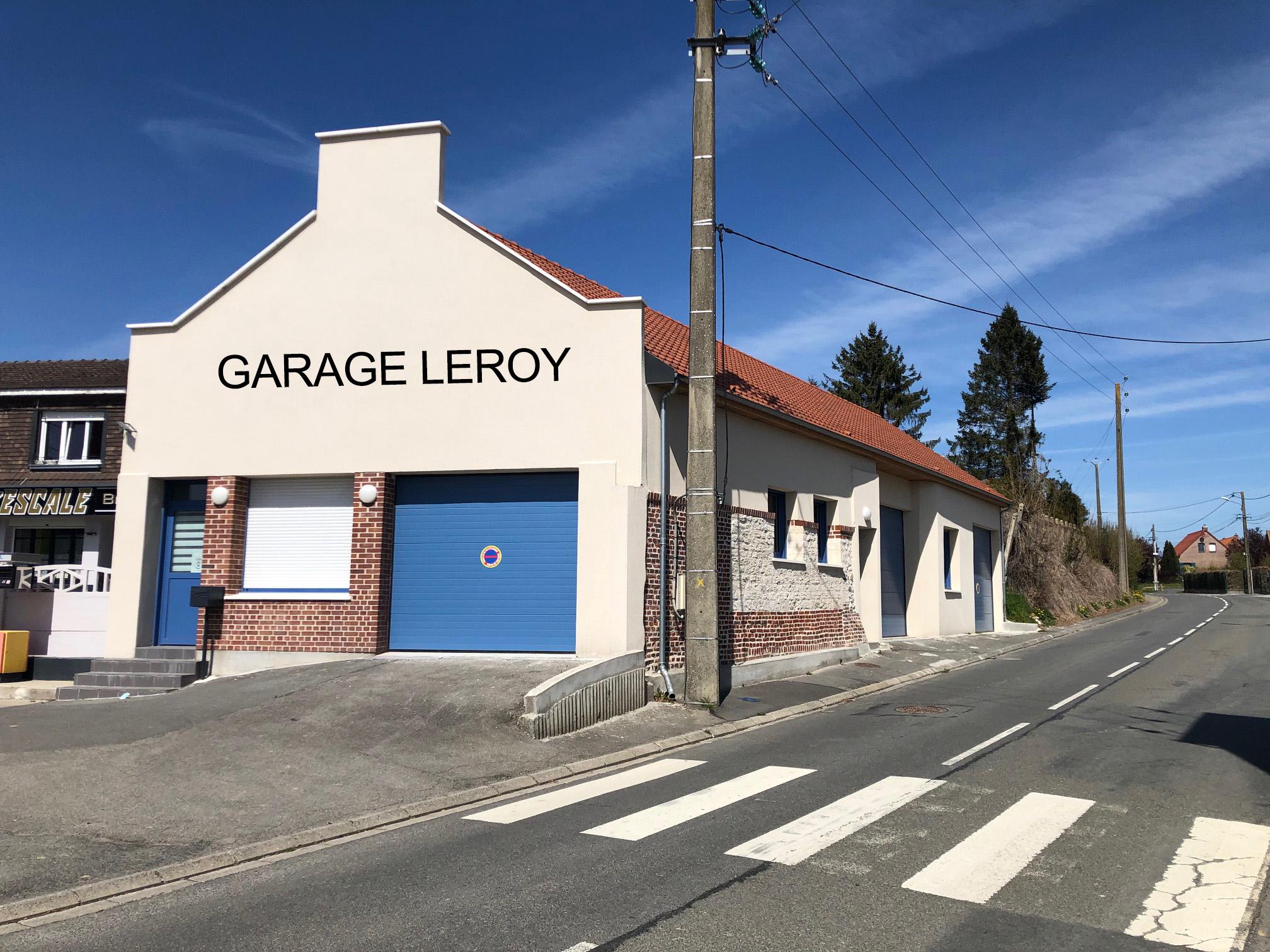garage leroy