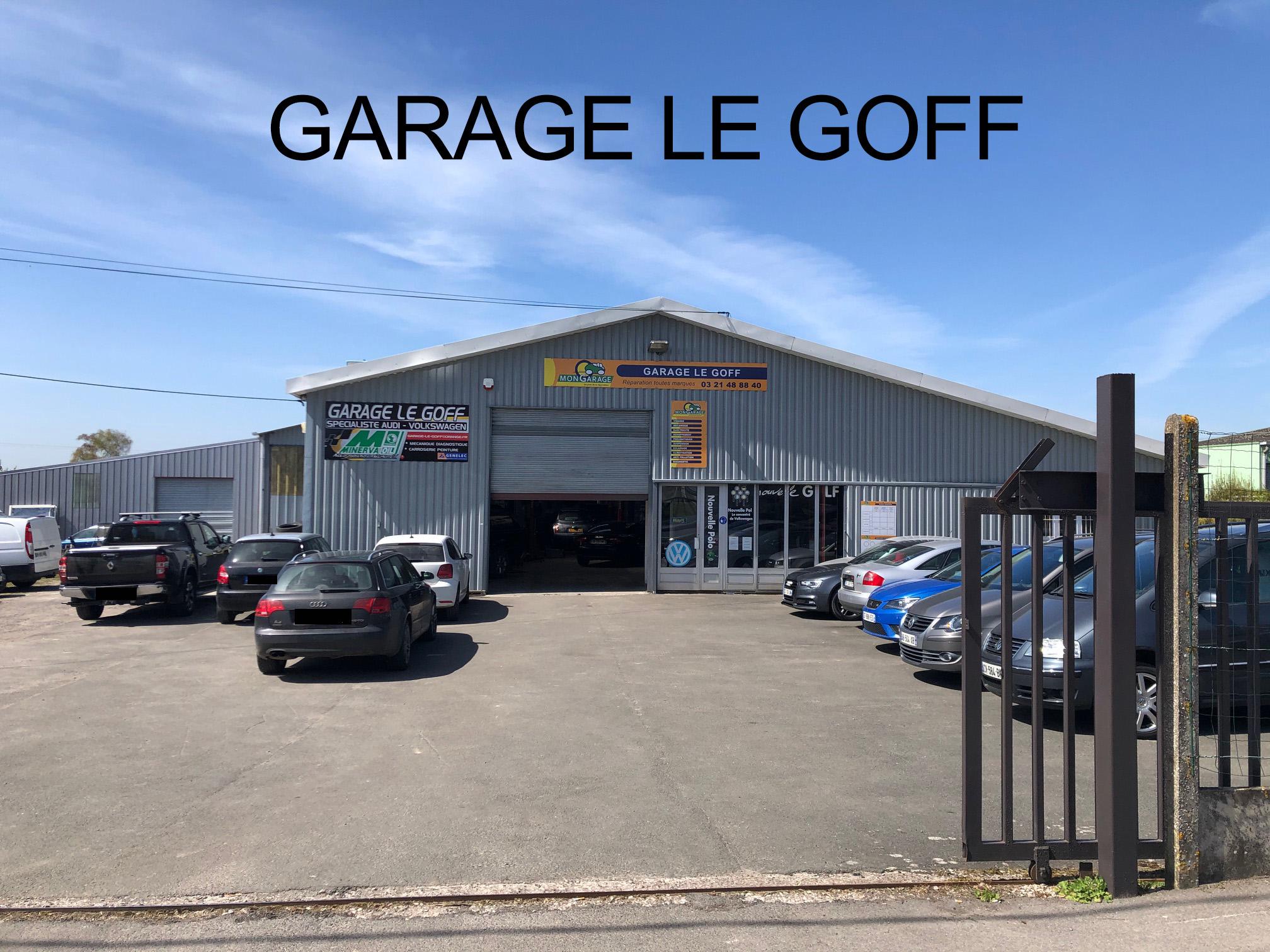 garagelegoff